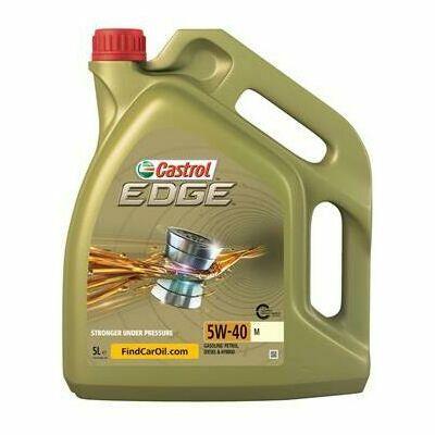 CASTROL Edge 5w-40 M