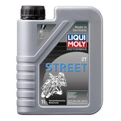 LIQUI MOLY Motorbike 2T Street
