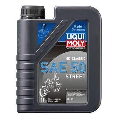 LIQUI MOLY Motorbike Hd-Classic Sae 50 Street