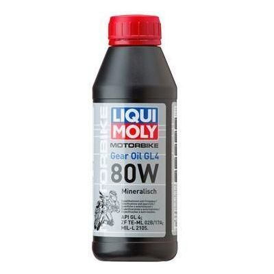 LIQUI MOLY Motorbike Gear Oil (gl4) 80w