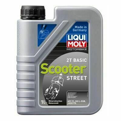 LIQUI MOLY Motorbike 2t Basic Scooter Street