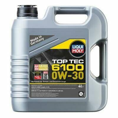 LIQUI MOLY Top Tec 6100 0W-30