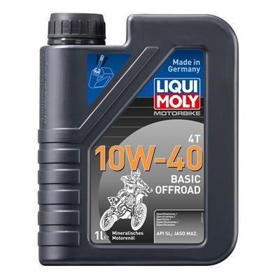LIQUI MOLY Motorbike 4T 10W-40 Basic Offroad