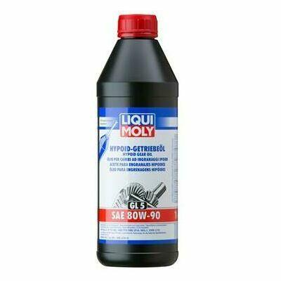 LIQUI MOLY Hypoid-Getriebeöl (gl5) Sae 80w-90