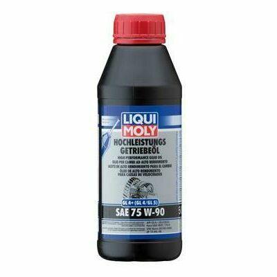 LIQUI MOLY Hochleistungs-Getriebeöl (gl4+) Sae 75w-90