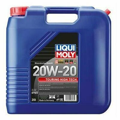 LIQUI MOLY Touring High Tech 20W-20