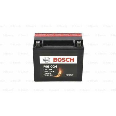 Bosch Batt. Moba M6 18ah