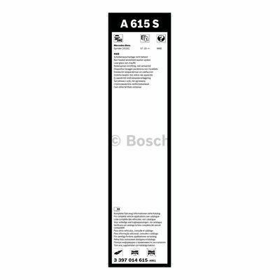 Bosch 3 397 014 615 Aerotwin