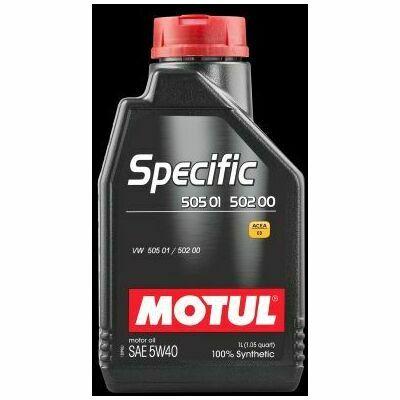 MOTUL Specific 505 01 502 00 5w40