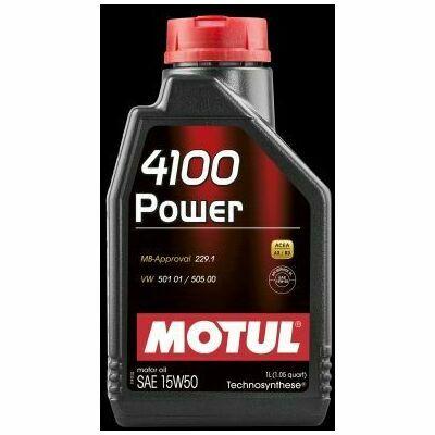 MOTUL 4100 Power 15w50