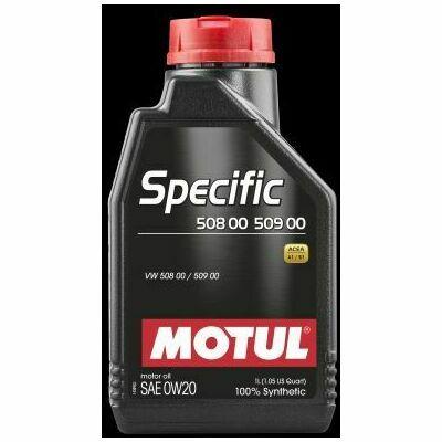 MOTUL Specific 508 00 509 00 0w20