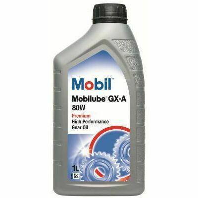 Mobilube Gx-A 80w