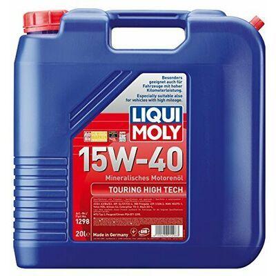 LIQUI MOLY Touring High Tech 15w-40