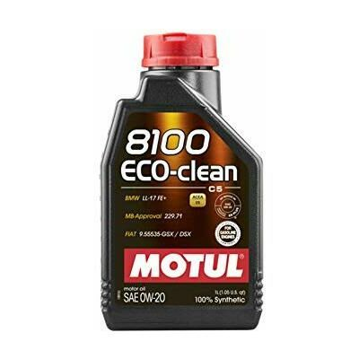 MOTUL 8100 Eco-Clean 0w20