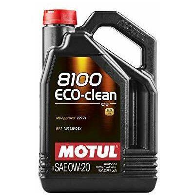 MOTUL 8100 Eco-Clean 0w20