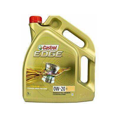 CASTROL Edge 0w-20 E