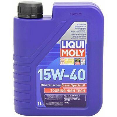 LIQUI MOLY Touring High Tech Diesel-Spezialöl 15w-40