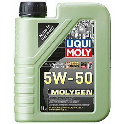 LIQUI MOLY Molygen 5w-50
