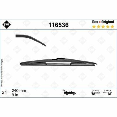 SWF 116536 Das Original Rear