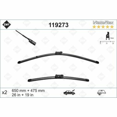 SWF 119273 Original Visioflex Set