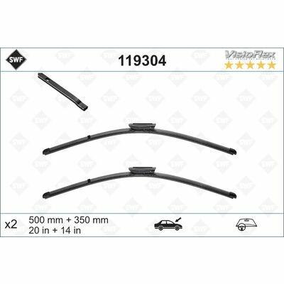 SWF 119304 Original Visioflex Set