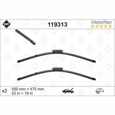 SWF 119313 Original Visioflex Set