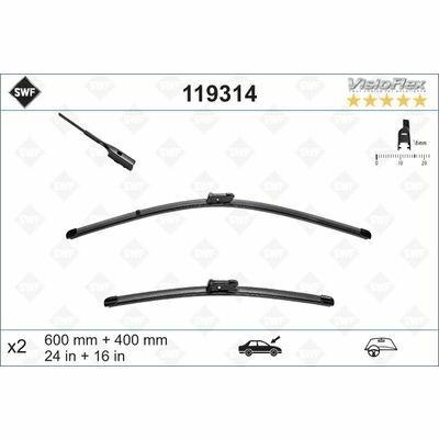 SWF 119314 Original Visioflex Set