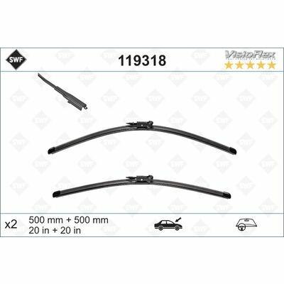 SWF 119318 Original Visioflex Set
