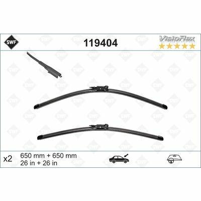 SWF 119404 Original Visioflex Set