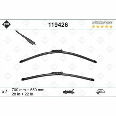 SWF 119426 Original Visioflex Set