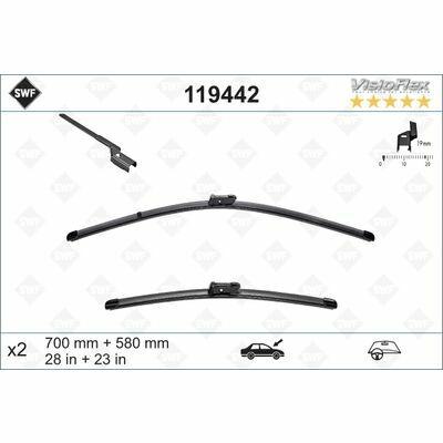 SWF 119442 Original Visioflex Set