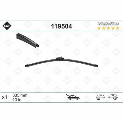 SWF 119504 Original Visioflex Rear