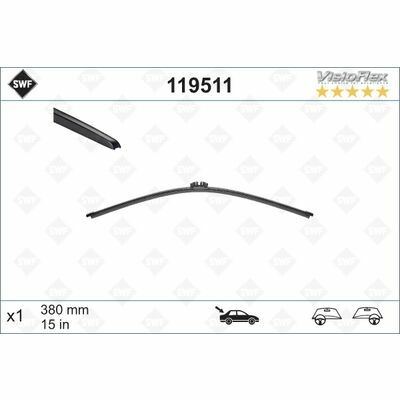 SWF 119511 Original Visioflex Rear