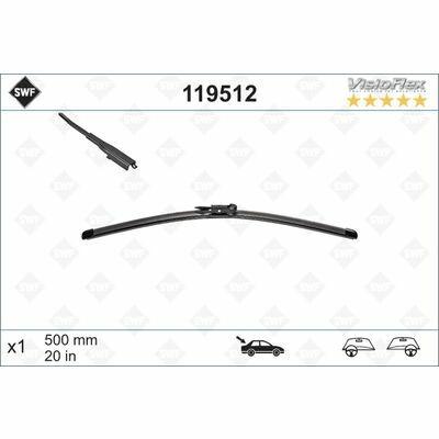 SWF 119512 Original Visioflex Rear