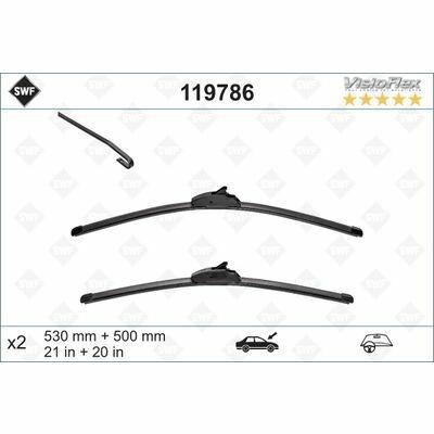 SWF 119786 Alternative Visioflex Set