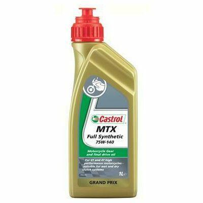 CASTROL Mtx Full Synthetic 75w-140