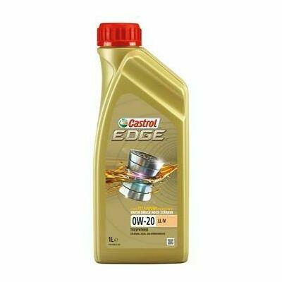 Castrol Edge Fluid Titanium 0w-20 Ll Iv