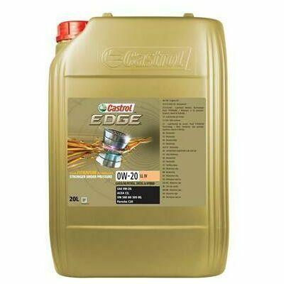 CASTROL EDGE 0W-20 LL IV