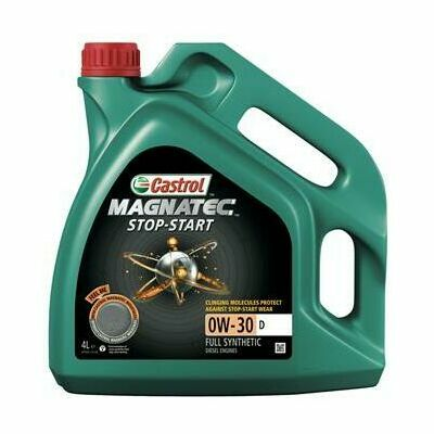 CASTROL Magnatec Stop-Start 0W-30 D
