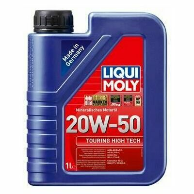LIQUI MOLY Touring High Tech 20w-50