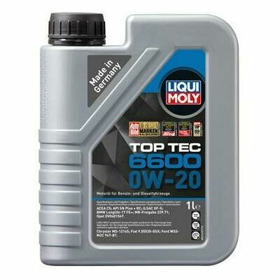 LIQUI MOLY Top Tec 6600 0w-20