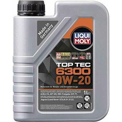 LIQUI MOLY Top Tec 6300 0w-20