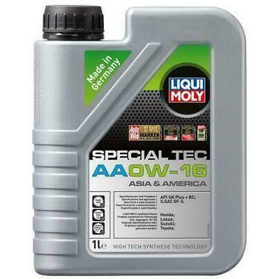 LIQUI MOLY Special Tec Aa 0w-16
