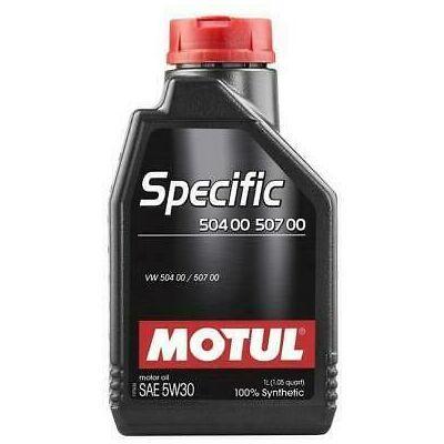 MOTUL Spec 504 507 00 5w30