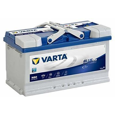 Varta Blue Dynamic Efb 580500080D842