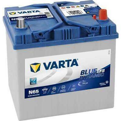Varta Blue Dynamic Efb 565501065D842