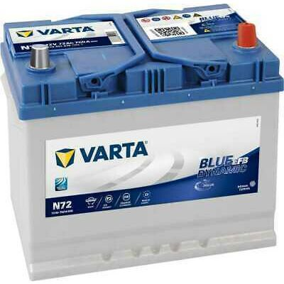 Varta Blue Dynamic Efb 572501076D842