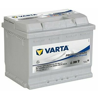 Varta Professional Dual Purpose 930060056B912