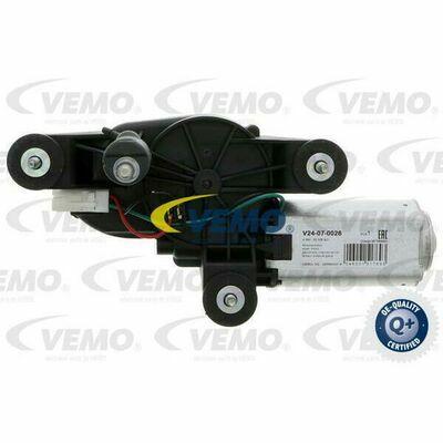 Vemo Q+,  Première Monte V24-07-0026