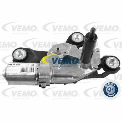 Vemo Q+,  Première Monte V25-07-0020